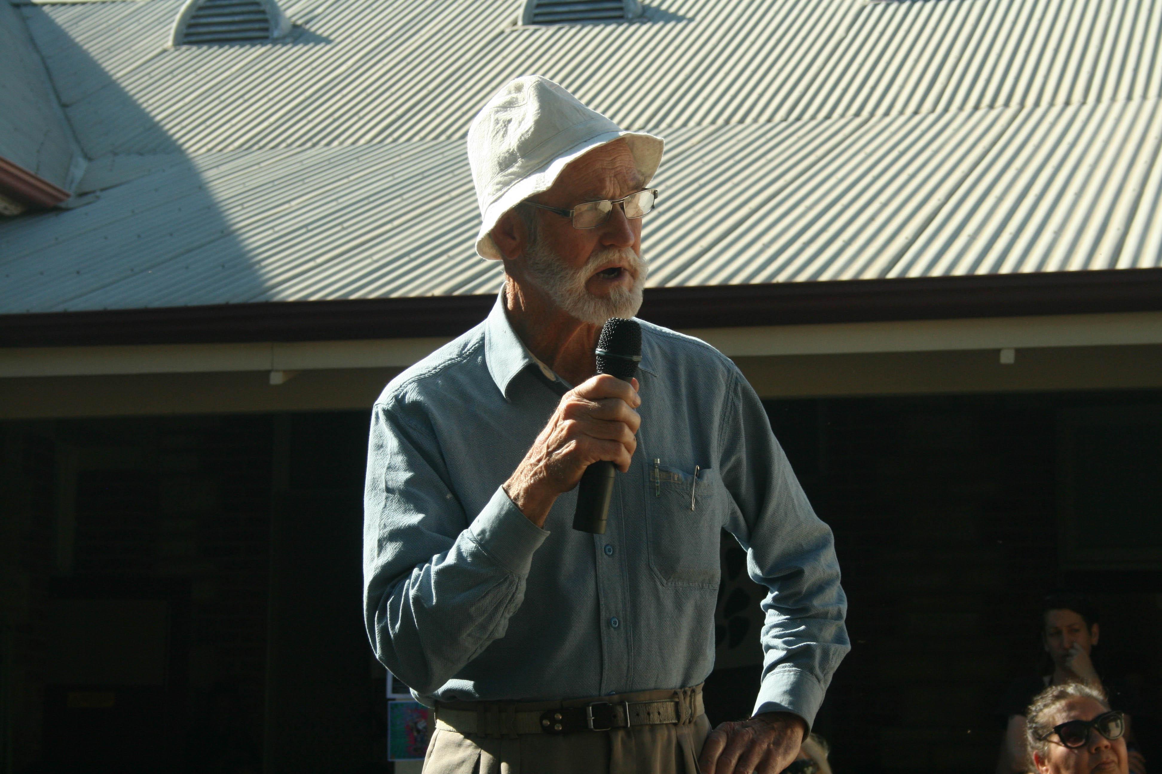 Avon Hudson - nuclear veteran